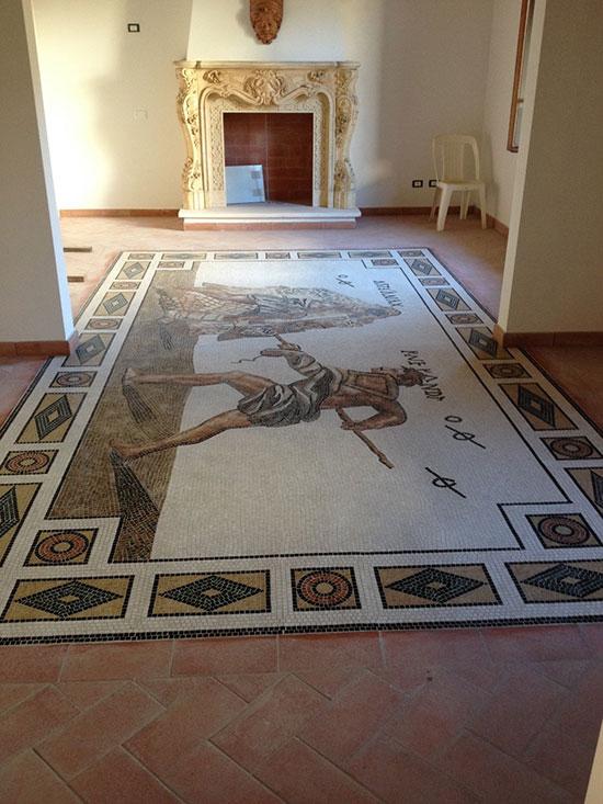 Ferrari e Bacci Mosaici