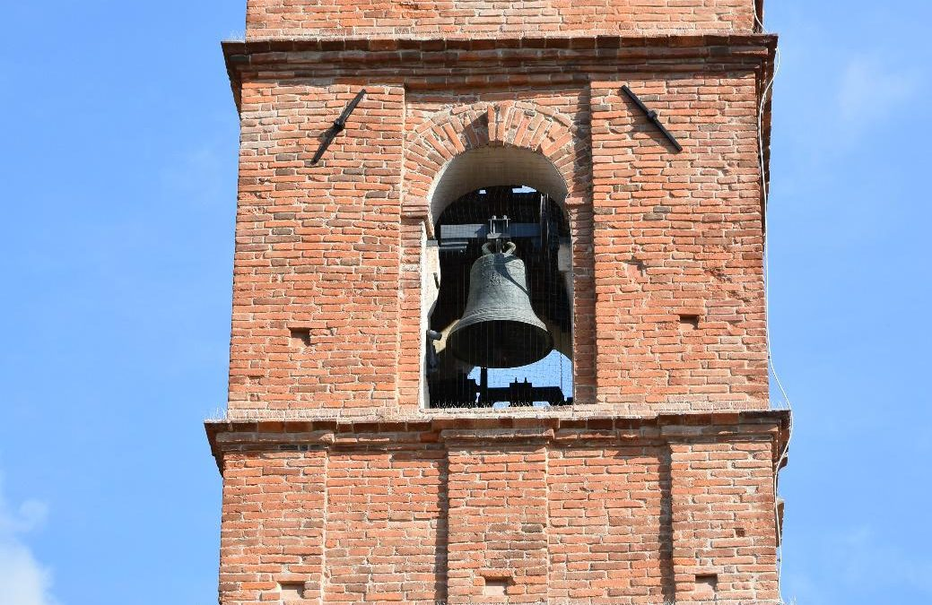 SAN FRANCESCO BELL TOWER IN PIETRASANTA