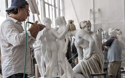 The life of an artisan in Pietrasanta