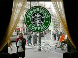Made in Pietrasanta and Starbucks
