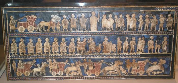 The story of mosaics