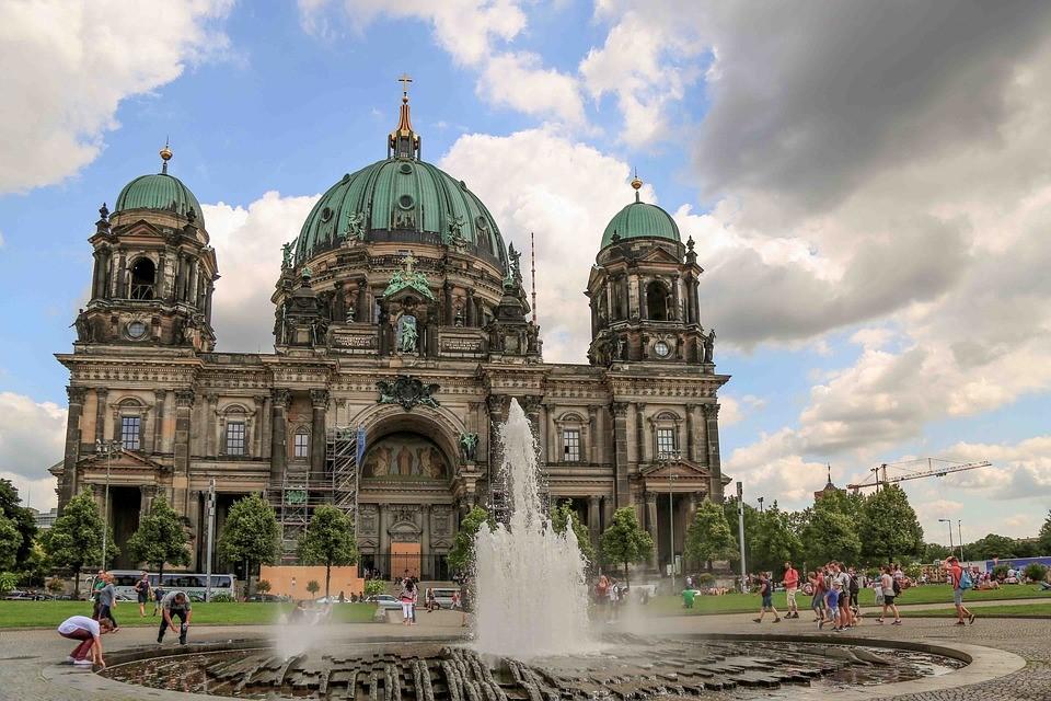 Da Pietrasanta a Berlino