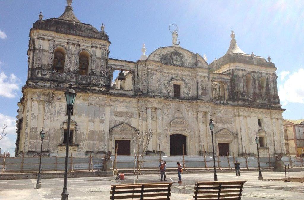 La cattedrale di Leon